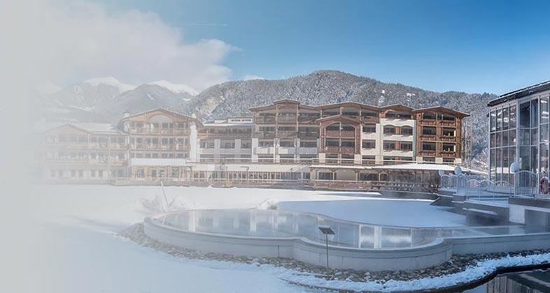 Wir liefern Ski zum Hotel lido ehrenburgerhof