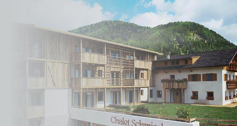 Consegna sci direttamente al Chalet Schmied