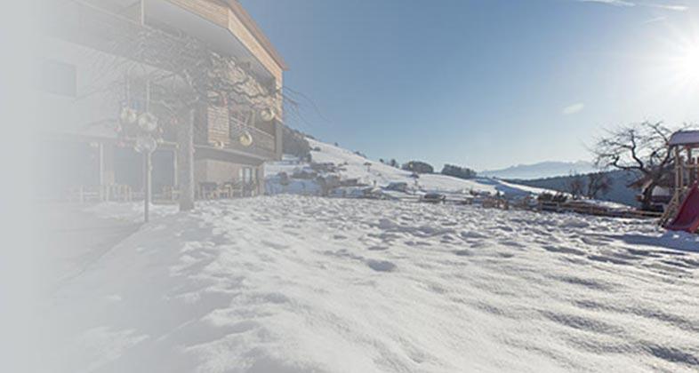 Wir liefern Ski ins Hotel Dolomitenblick
