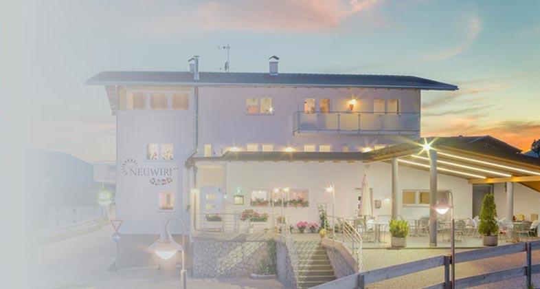 Consegna sci direttamente al vostro Hotel Neuwirt