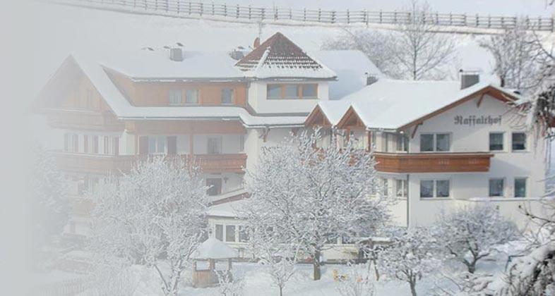 Wir liefern Ski zum Raffalthof