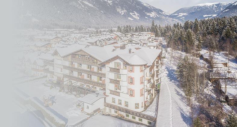 Wir liefern Ski ins Aparthotel Panorama