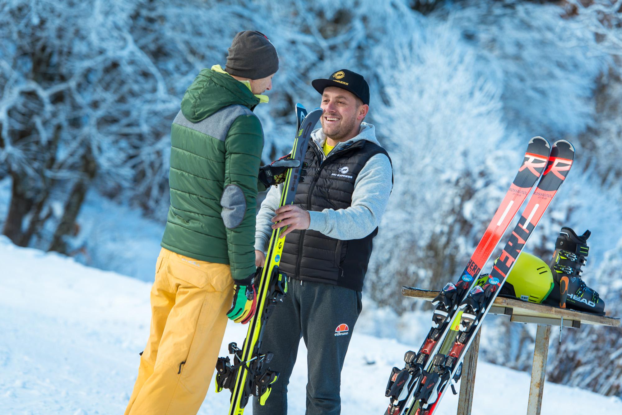Ski Rental Kronplatz